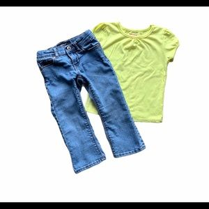 2PC Girls Outfit Size 3T